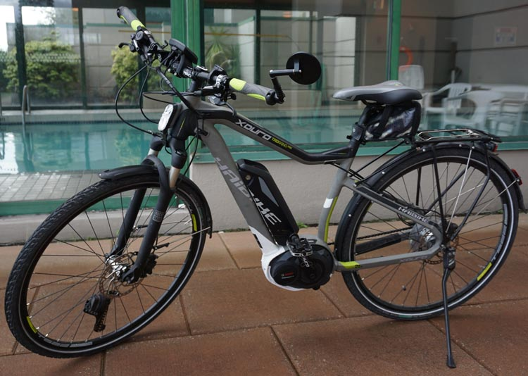 You Can Read A Full Review Of The Haibike Xduro Trekking Here