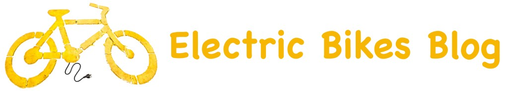 Electric Bikes blog header
