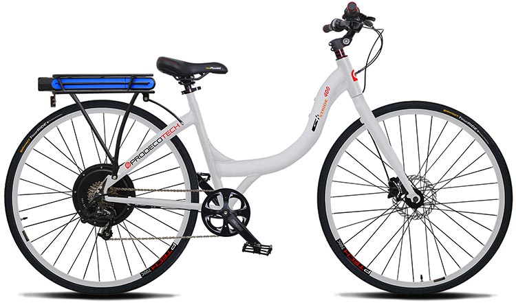 The Prodeco Stride 400 Electric Bike