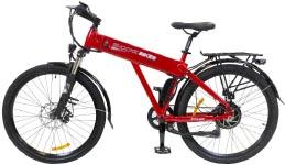 Red Shocke Spark bike table