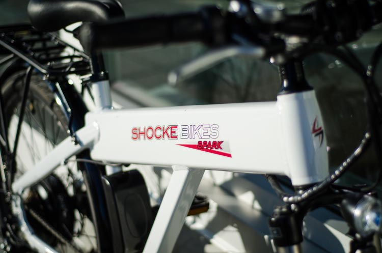Find out more about Shocke electric bikes here! Spark electric bike review