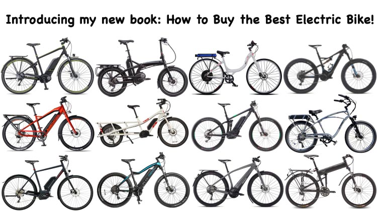 15 Reasons to Get an Electric Bike
