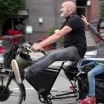 Catch the Morrison Electric Cargo Bike on KickStarter!