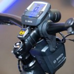 bosch ebike console with ABS system