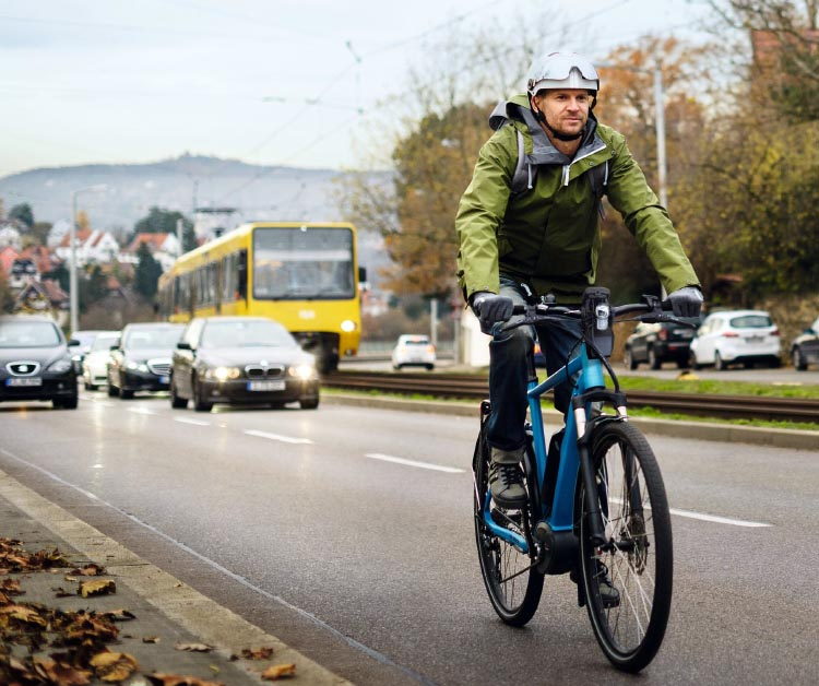 Millions more people are now riding pedelecs. Improving the safety will no doubt lead to even more electric cyclists