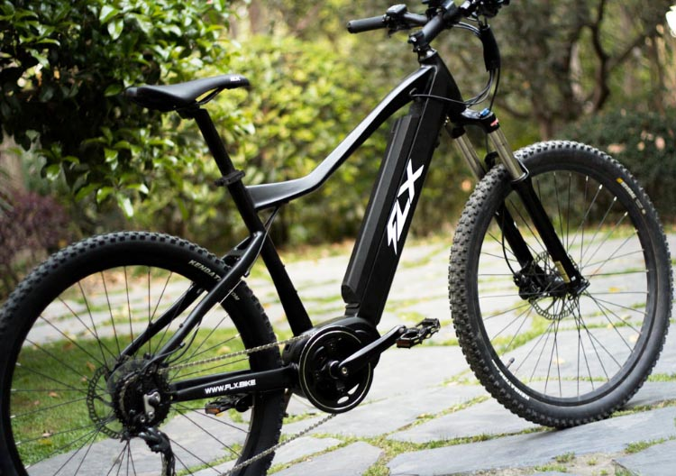 """We'll just make the coolest ebikes we can imagine and hang on for the ride."" FLX Blade"