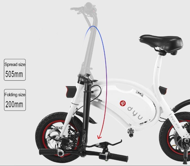 Dyu Smart Bike D1 04