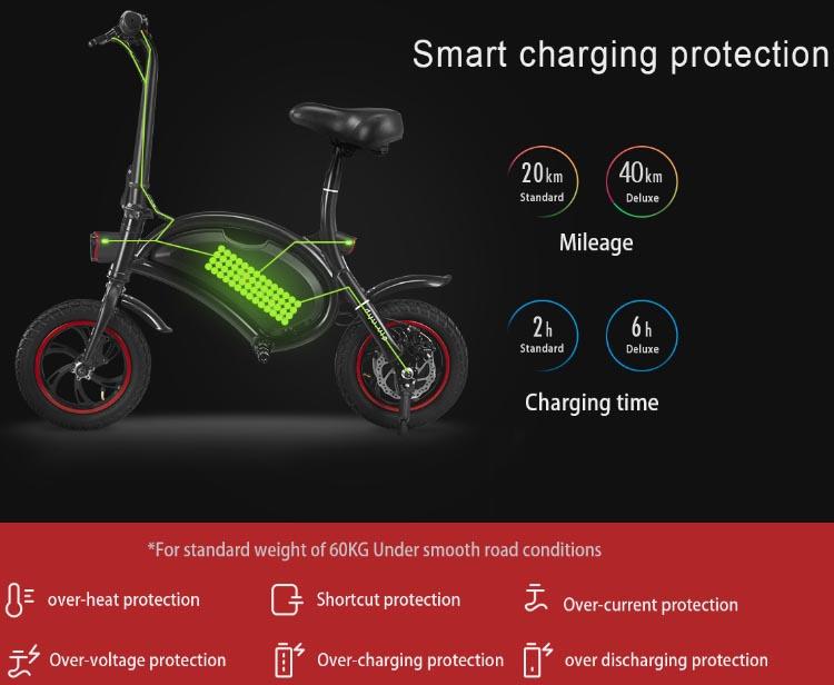 Dyu Smart Bike D1 10
