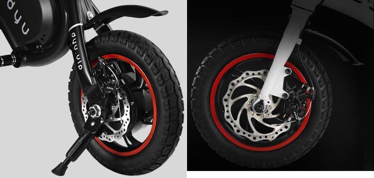 Dyu Smart Bike D1 13 copy