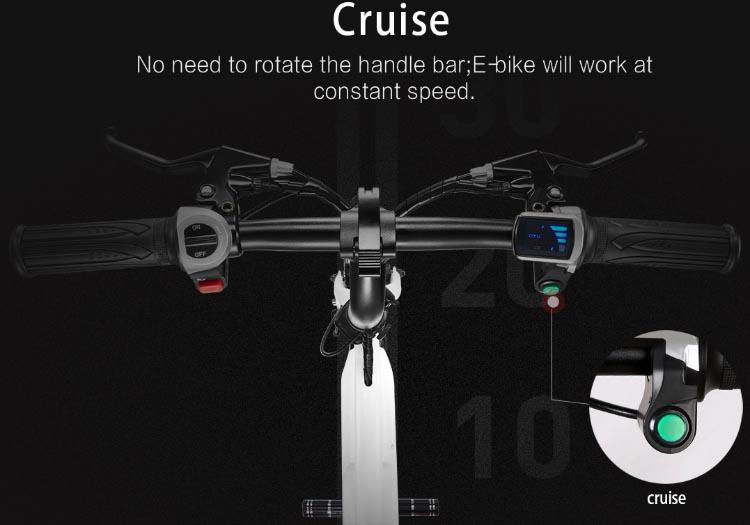 Dyu Smart Bike D1 14
