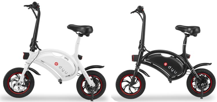 Dyu Smart Bike D1 20