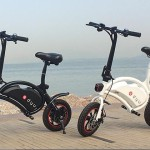 New E-Bike: The Dyu Smart Bike D1