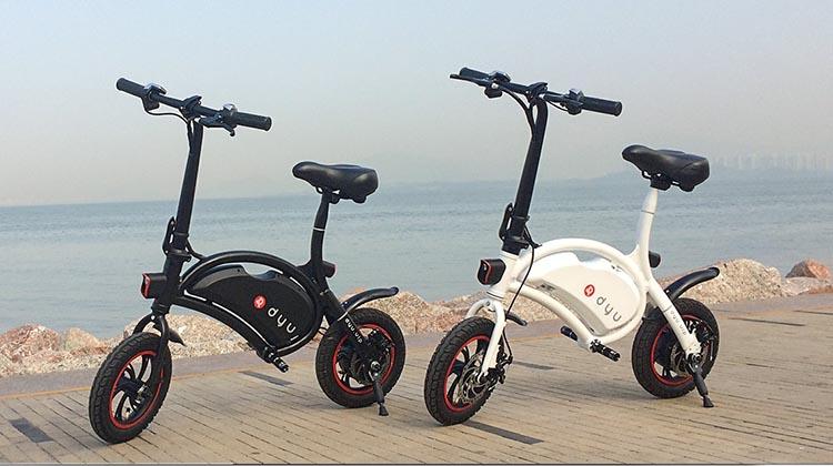 Dyu Smart Bike D1 22
