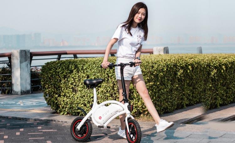 Dyu Smart Bike D1 23