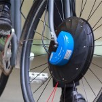 Testing the UrbaNext Electric Wheel