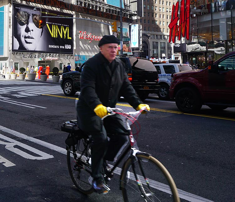 Why is the Mayor of New York Waging War on Ebikers? The argument that cyclists in general, and ecyclists in particular, endanger the elderly, ignores the fact that many cyclists are themselves elderly and need protection too