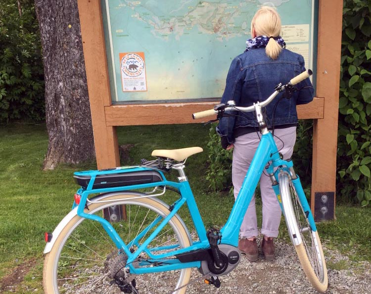 5 Health Benefits of Electric Bikes. Researchers have found that people cycle further on an electric bike. That has definitely been our experience!
