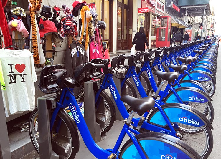 Why is the Mayor of New York Waging War on Ebikers? Maggie and I were just too intimidated by the motorists to use New York's Citibike bike share program
