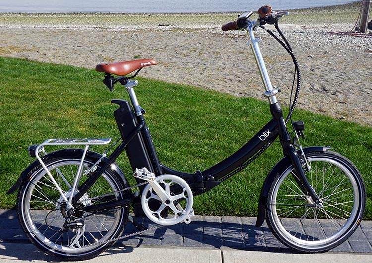 Blix Vika+ Foldable Electric Bike Review