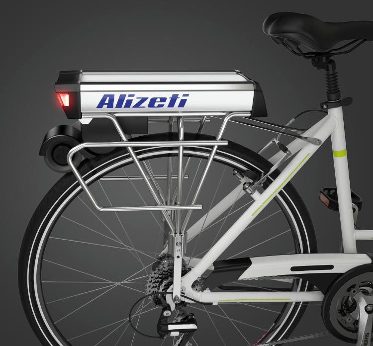 Alizeti KickStarter. Alizeti offers an all-in-one ebike conversion system for your existing bike