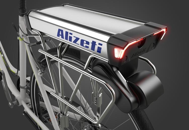 Alizeti KickStarter. It takes just a few minutes to install the Alizeti systems