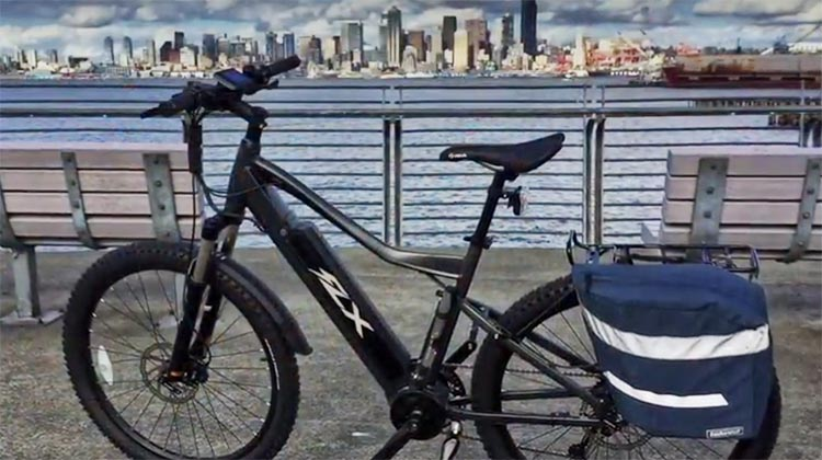 How Ebikes Helped Paul Achieve his Dream of Becoming a Bike Commuter - Video. The solution to Paul's problem of how to become a bike commuter turned out to be his beautiful FLX Trail ebike - a very high quality ebike that has great range, and looks great too