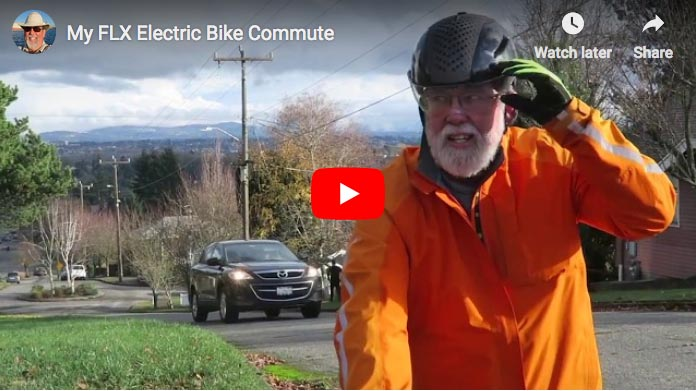 Our Top Posts about How Ebikes Can Improve Health and Fitness. Click to watch a video about how ebikes helped Paul achieve his dream of becoming a bike commuter