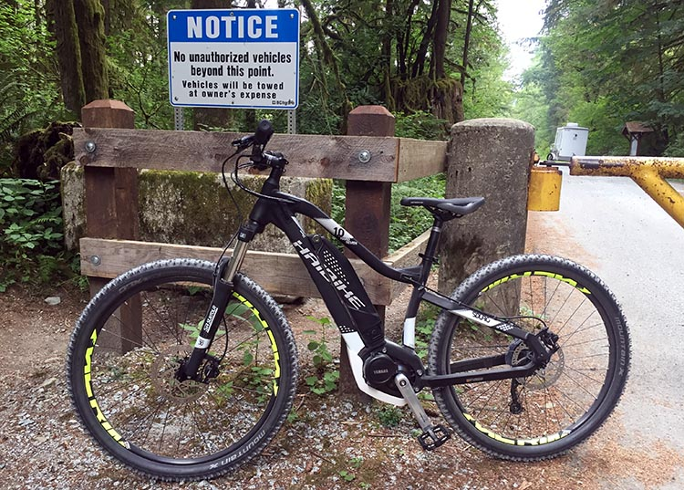 Haibike SDURO HardSeven 1.0 Review. On our electric bikes, we find we go for longer, more adventurous bike rides - partly because the hills do not scare us!