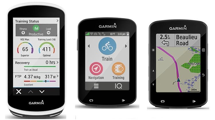 We Compare the Very Latest Premium GPS Bike Computers