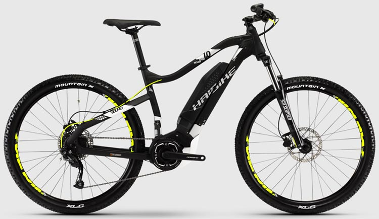 Haibike SDURO HardSeven 1.0 Review. Here's a stock photo of the Haibike SDURO HardSeven 1.0