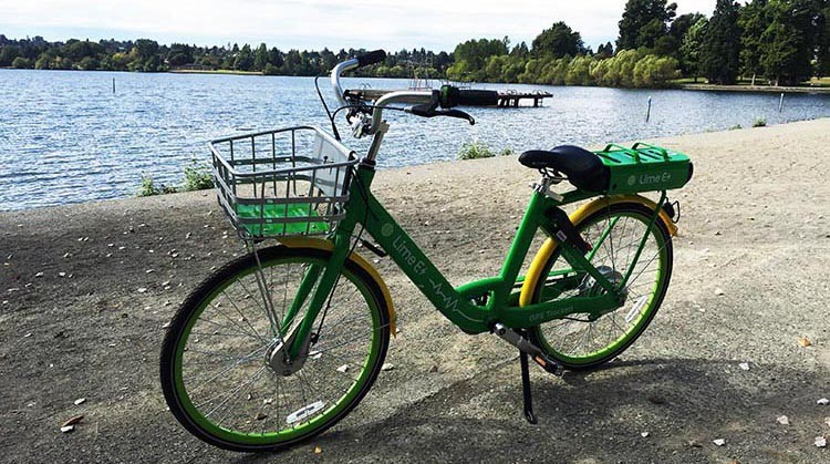 Lime Ebikes – Getting Around on Shared Power!
