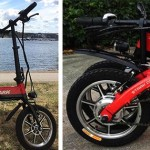 Stark Drive's New Folding Ebike Under $300 - the Stark Drive Mini