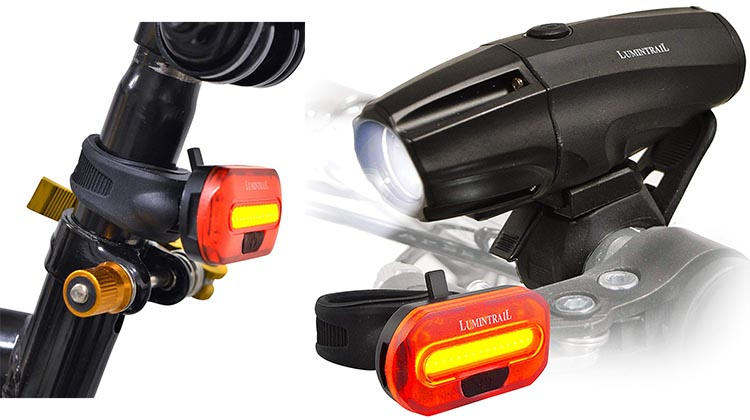 Excellent Price on Lumintrail Bike Light Set Right Now