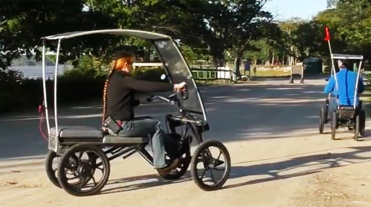 Screecher Pedalcycle – World's First Affordable Carbon-Neutral Transportation Released