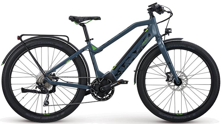 How Ebikes Bring Big Benefits to Physical and Mental Health, and the Environment