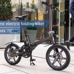 World's Lightest Folding Ebike Smashes Records on Indiegogo