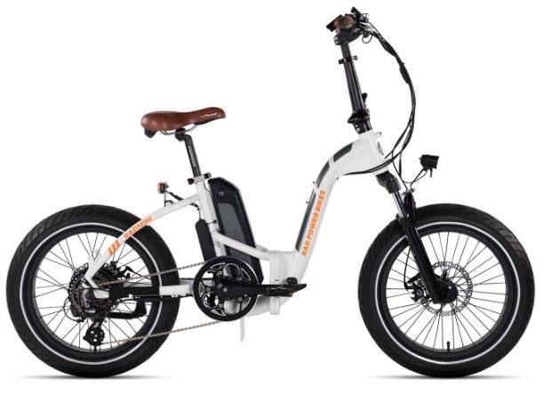 RadMini Step-Thru electric folding bike