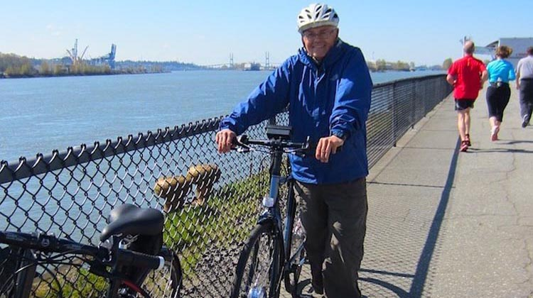 How to Use an Ebike to Start Cycling Again after Knee Replacement Surgery