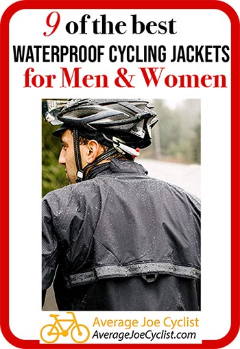 9 of the best waterproof cycling jackets for men and women