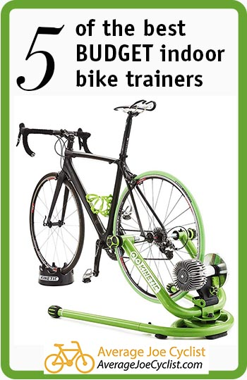 5 of the best budget inddor bike trainers