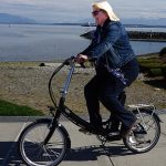 Be sure to test drive the e-bike you are thinking of buying!