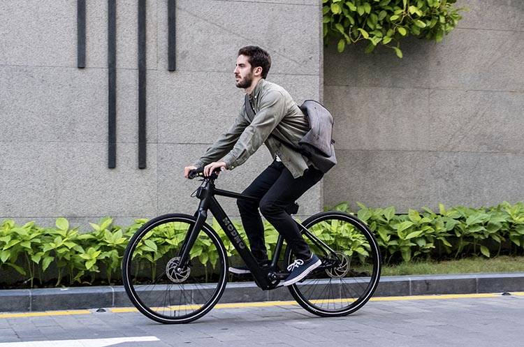The Modmo Saigon is a serious contender among quality urban e-bikes