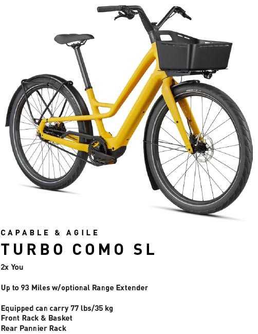 Specialized Turbo Como SL
